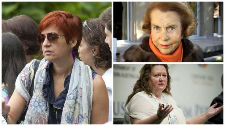Как выглядят миллиардерши: самые богатые женщины мира бизнес, богатство, деньги, женщины, миллиарды, наследство, форбс