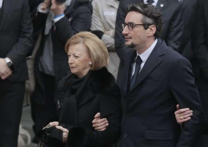 Мария Франка Фиссоло бизнес, богатство, деньги, женщины, миллиарды, наследство, форбс
