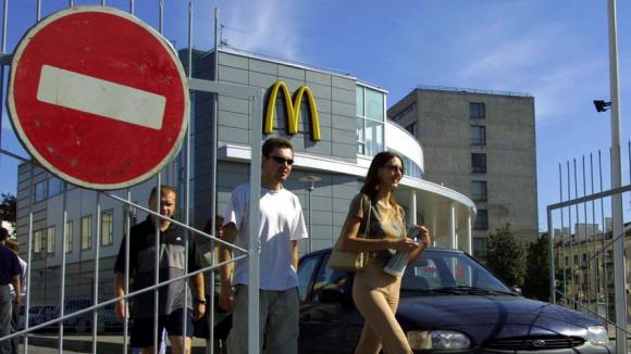 Роспотребнадзор проверяет «Макдоналдсы» по всей стране