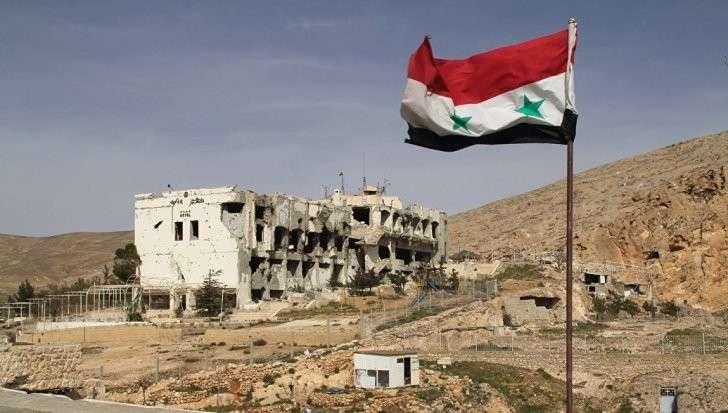 СМИ Сирии сообщили об отражении ракетного удара террористического Израиля
