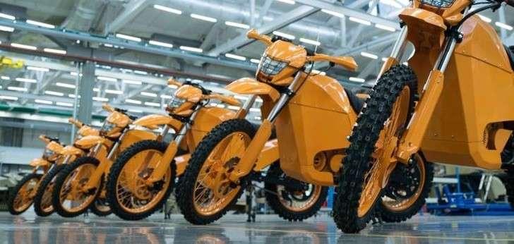 Калашников разработал новую модификацию электромотоциклов ИЖ-полиция