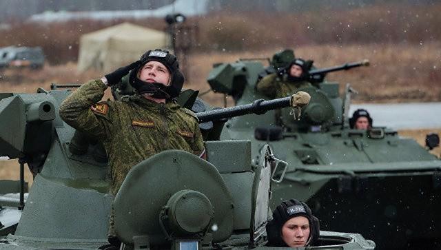 Западный военный округ в 2017 году получил более тысячи новых боевых машин
