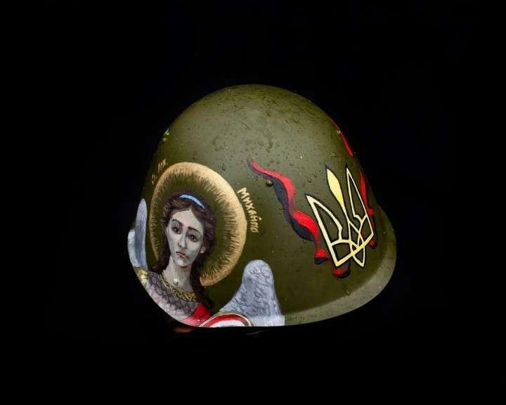 Самодельное оружие украинской революции