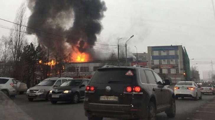 В Оренбурге введен режим чрезвычайной ситуации
