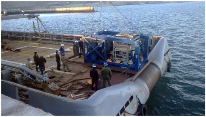 Подлодка Аргентины: русский батискаф нашёл подлодку «Сан-Хуан»?