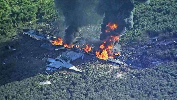 Хроники пикирующих амеров: массово теряют самолёты, бомбят своих и пилят бюджет