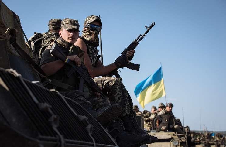 Брюссель и Вашингтон поддерживают войну на Украине