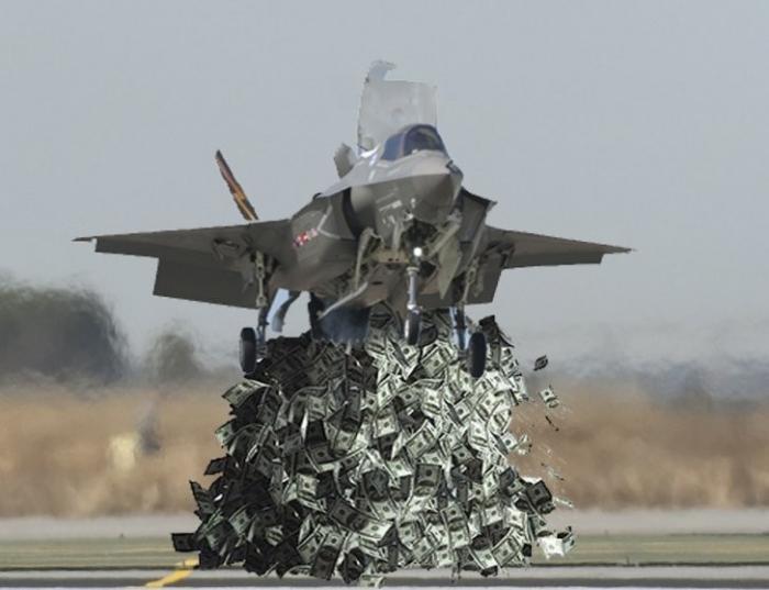 Американский F-35 поймали на шпионаже за своими покупателями