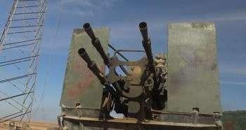 Вооружение сирийской армии.