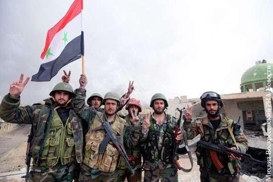 Сирию умиротворит сила русской мысли. Инсайт из «кухни» сирийского урегулирования