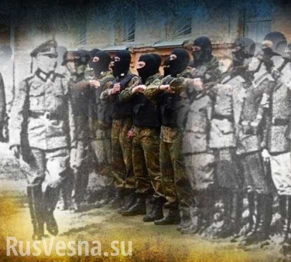 Оккупированные территории ДНР и ЛНР накрыла орда украинских насильников | Русская весна