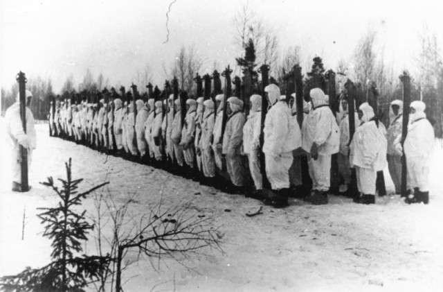 Лыжные батальоны в дивизиях РККА