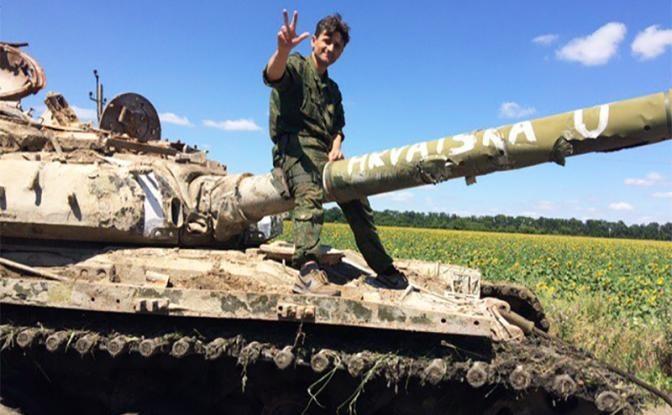 Ополченец из ДНР: я отправил к Бандере «Мариупольского бога» и«Деда»