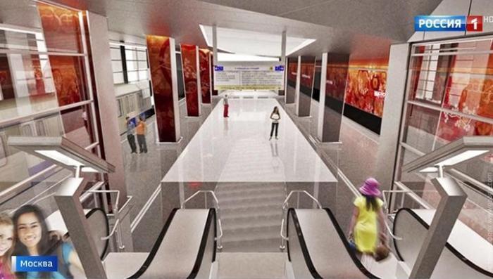 В Москве сразу семь новых станций метро примут пассажиров уже в начале будущего года