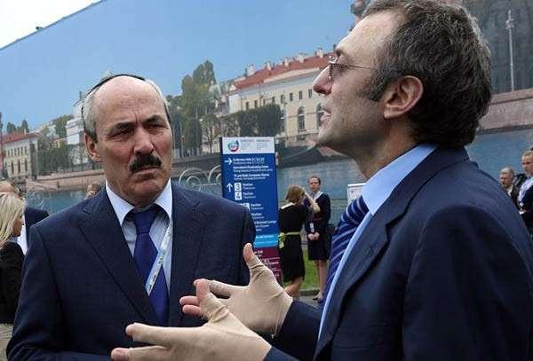 К концу срока Абдулатипова Керимов восстановил свои позиции в Дагестане