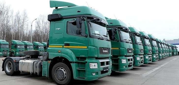 «КАМАЗ-ЛИЗИНГ» профинансировал покупку двухсот тягачей КАМАЗ компанией «ИТЕКО Россия»