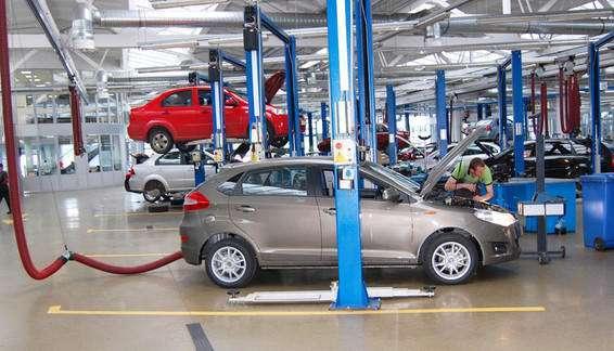 Украина рискует остаться без автомобильной промышленности