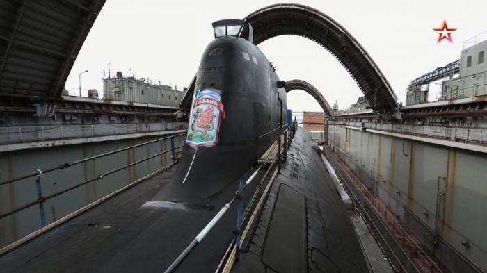 Атомный подводный крейсер «Казань» – суперсовременная субмарина ВМФ России