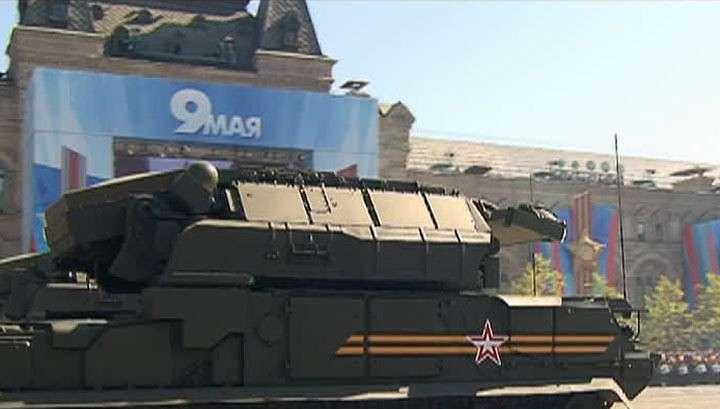 Российские военные показали новейшую модификацию комплекса