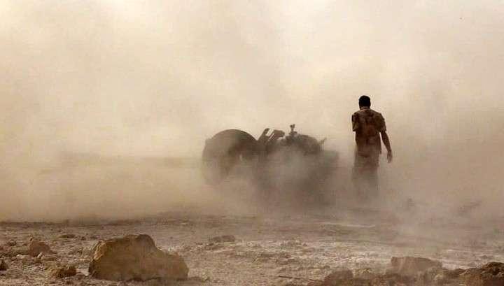 В Сирии в Дейр-эз-Зор военные готовятся передать власть гражданским