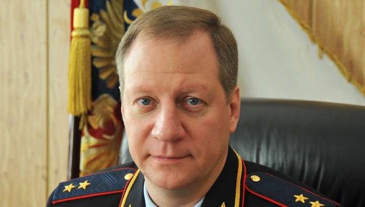 Прошли обыски в квартирах главного криминалиста МВД России и его зама