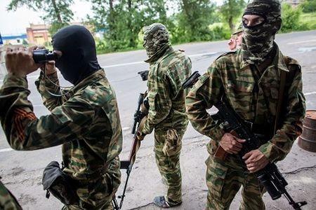 Ополченцы окружили батальон «Киевская Русь» под Дебальцево