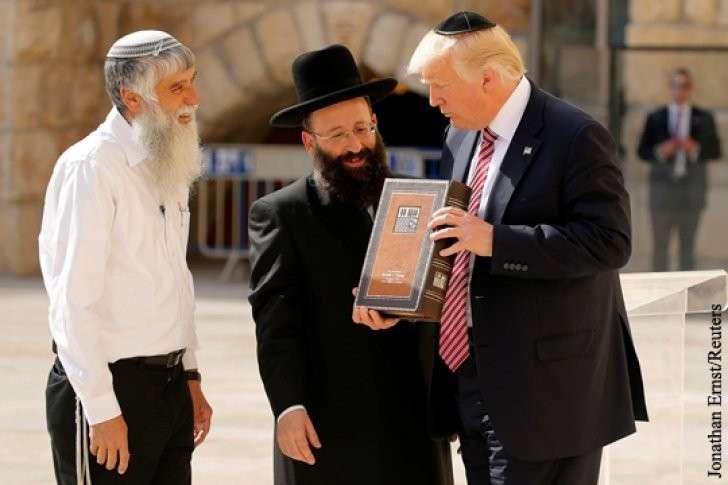 Дональд Трамп признает Иерусалим еврейским? Ядерный взрыв на Ближнем Востоке