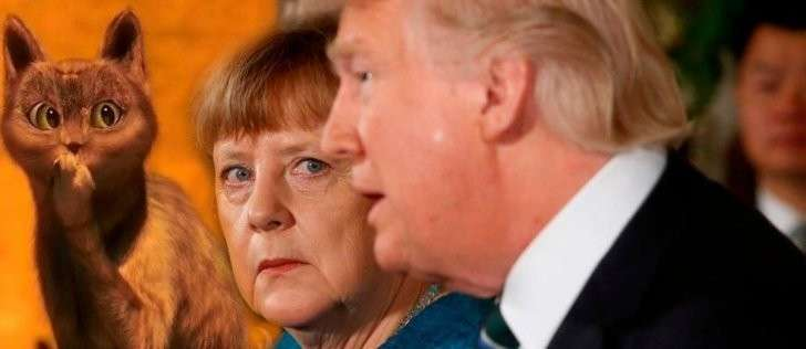 Германия наконец осмелилась потребовать независимости от США