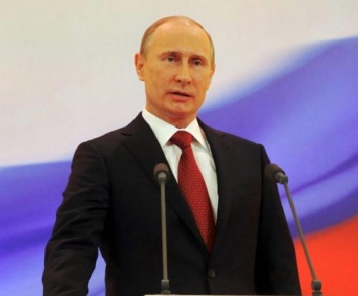Владимир Путин вручает Всероссийскую премию «Доброволец России-2017»