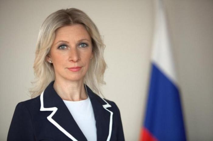 Мария Захарова проводит еженедельный брифинг (6 декабря 2017)