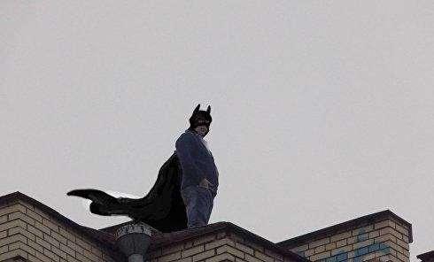 «Бэтмен» Саакашвили убежал, нация и Вальцман едины!