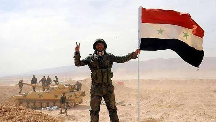 Сирия полностью освобождена от террористов «Исламского государства», заявили в Генштабе