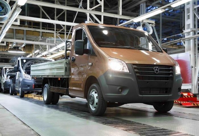 Автозавод «ГАЗ» начал производство двух новых автомобилей