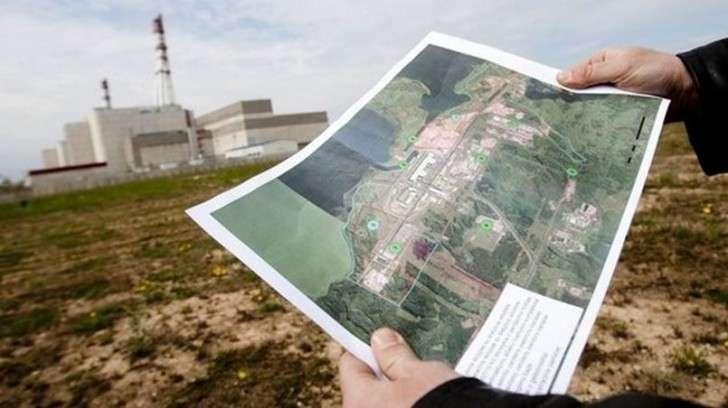 Проект Висагинской АЭС / Фото: publicatom.ru
