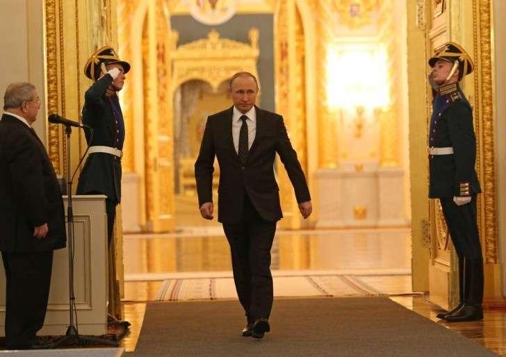Звонкая пощёчина Дикому Западу – Путин идёт на следующий срок!