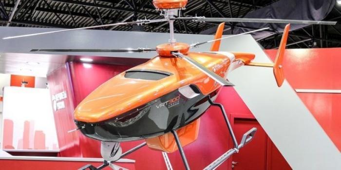 «Вертолёты России» представили беспилотник для Арктики – VRT300