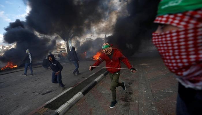 Признание Иерусалима. В секторе Газа идут столкновения, есть жертвы