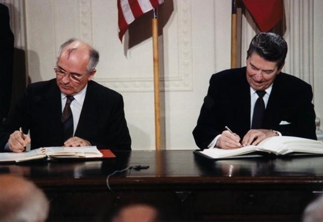 Юбилей договора РСМД – был ли он выгоден СССР?