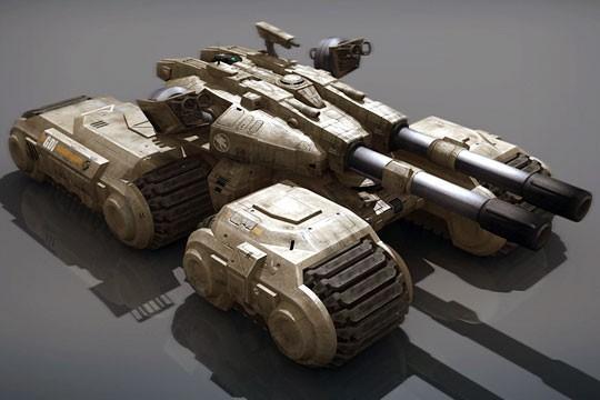 Русские конструкторы нашли выход из «танкового тупика»