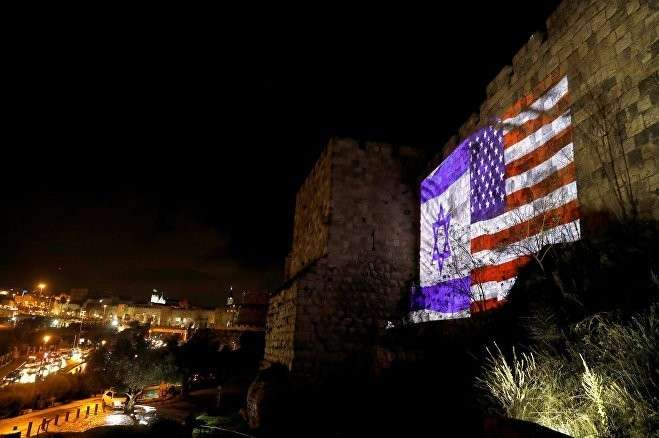 Иерусалим: как ответит Ближний восток и Европа на признание Трампа
