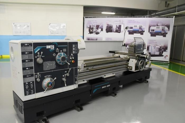 Завод посборке металлообрабатывающего оборудования открыли вПодмосковье