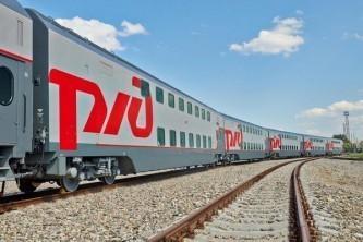 Все российские поезда с 11 декабря будут двигаться в обход Украины