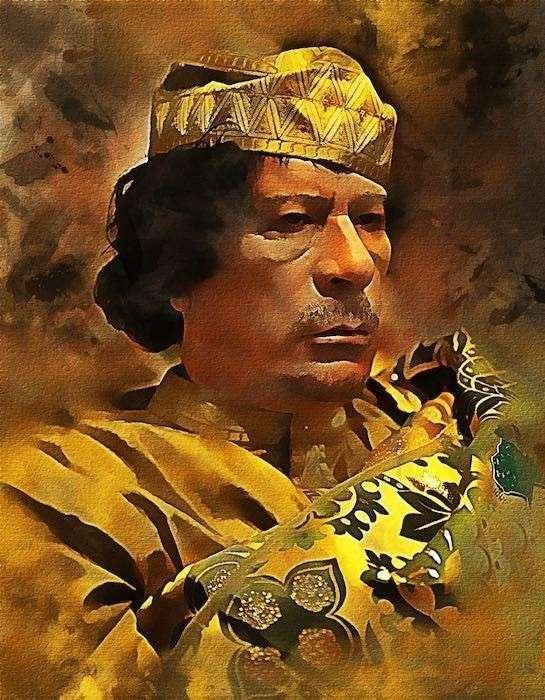 Бывший советник Муаммара Каддафи рассказал о реальной причине убийства главы государства