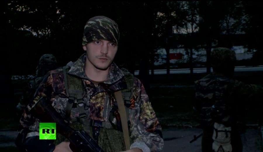 Российские и иностранные добровольцы в Донбассе: Мы приехали защищать мир от фашизма