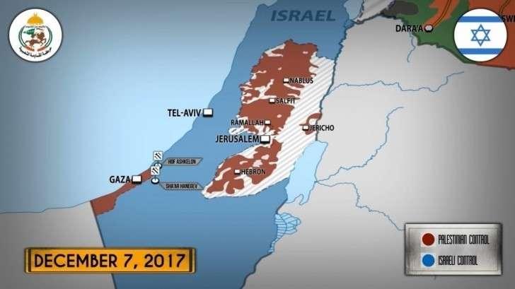 Сирия и Палестина: ХАМАС призывает арабов к восстанию против террористического Израиля