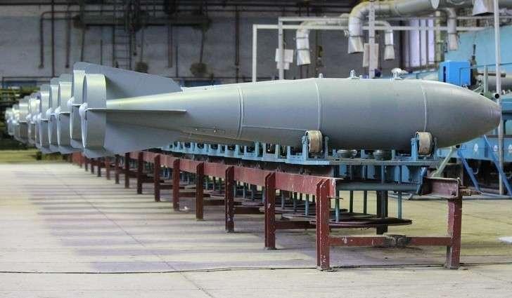 Комплекс поснаряжению фугасных авиационных бомб открылся вНижегородской области