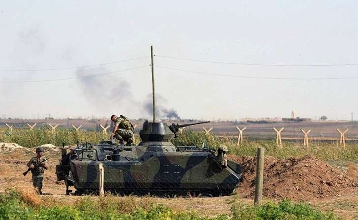 Сирия: Россия и США делят победу, а курды сдаются Башару Асаду