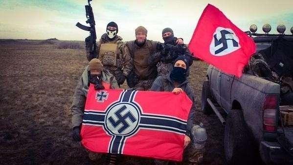 В Москве показали фильм «Полёт пули», романтизирующий нацистов из «Айдара»