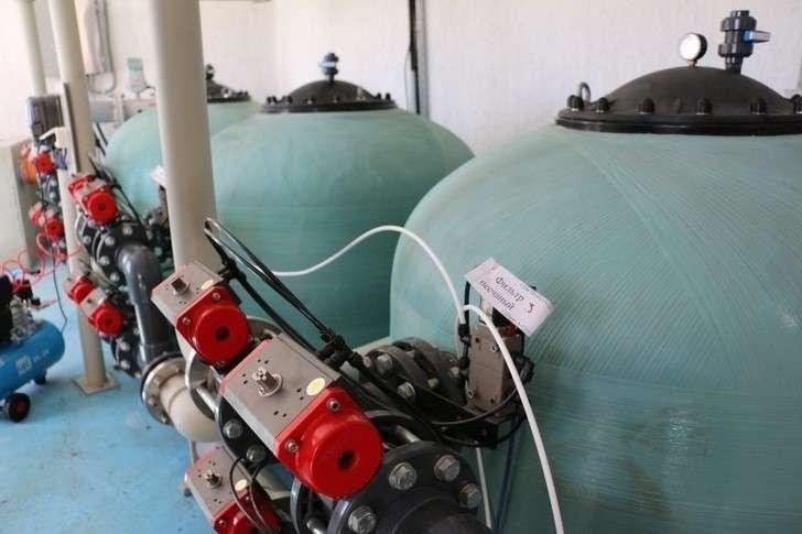 Начато строительство очистных сооружений вКрыму