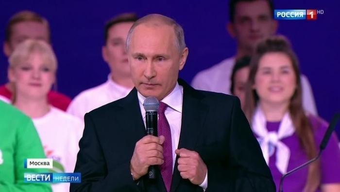 Стиль работы Владимира Путина: не давать расслабляться ни себе, ни подчиненным
